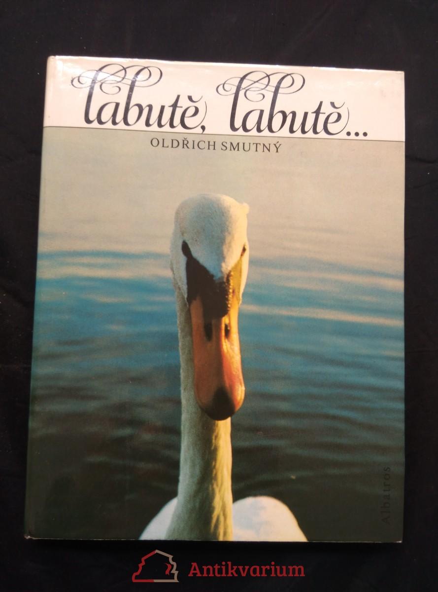 Labutě, labutě? - fotografický příběh labutí na putimském rybníku (A4, Ocpl, 272 s., čb a bar foto)