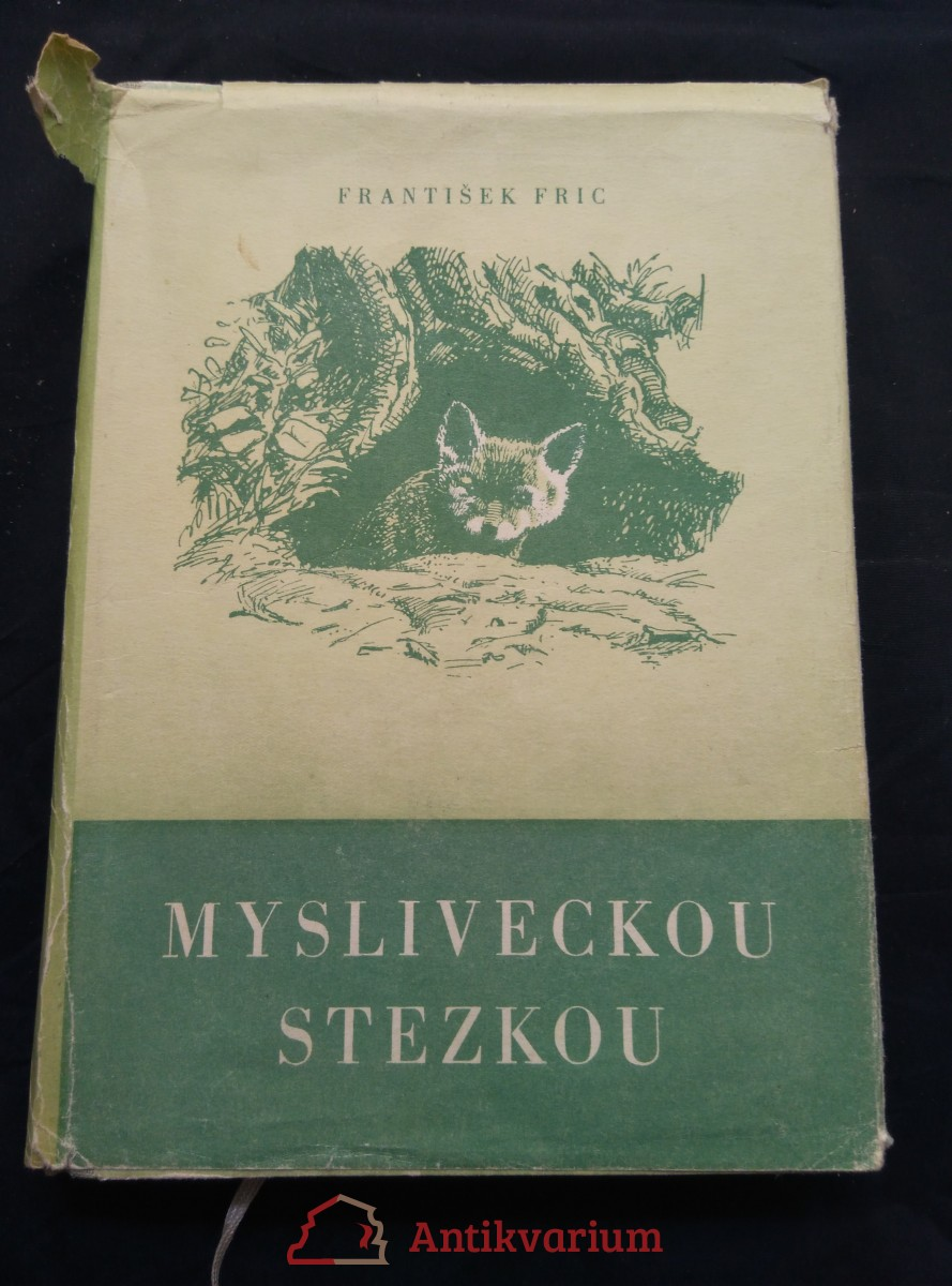 Mysliveckou stezkou (Oppl, 284 s, il. aut.)