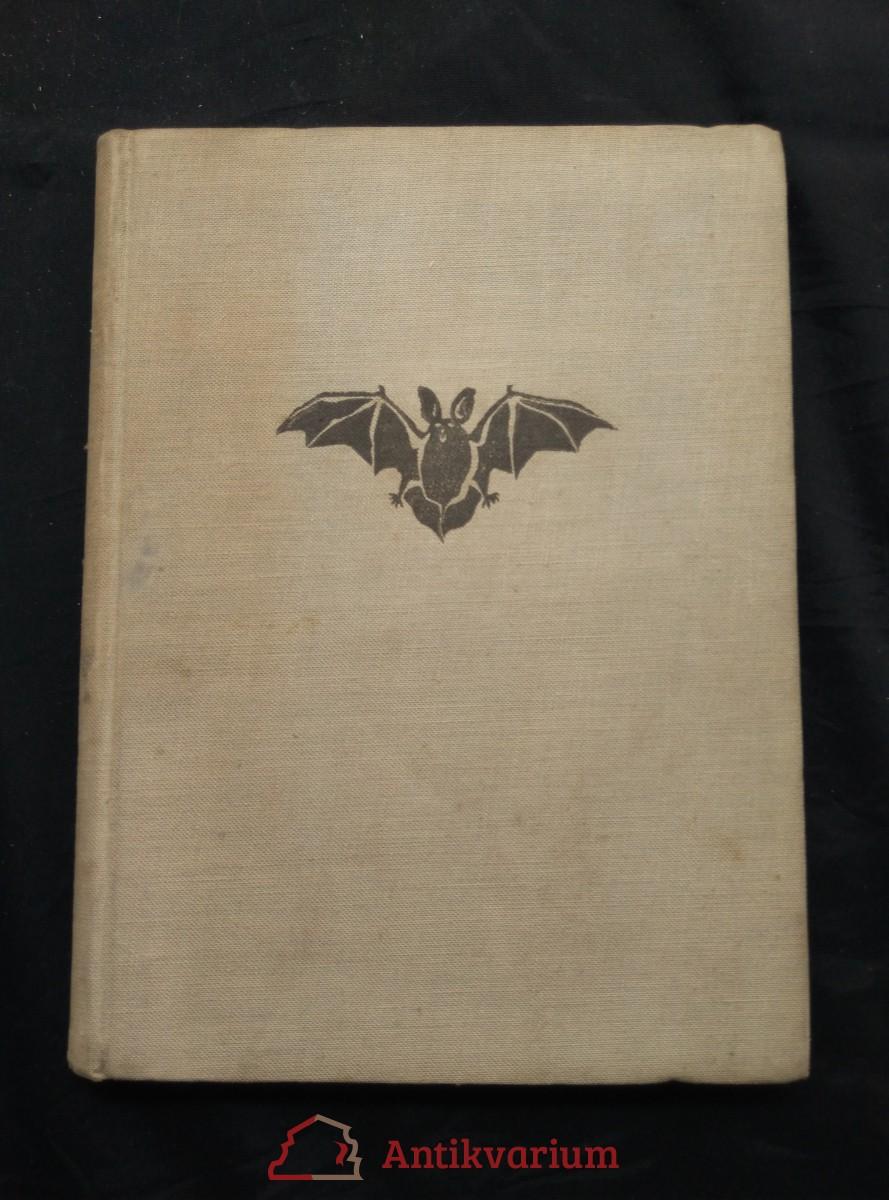 Kapitolky o zvířatech (Ocpl, 196 s., 16 s obr příl, bar front.)