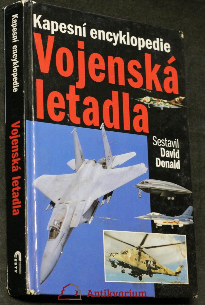 antikvární kniha Vojenská letadla : kapesní encyklopedie, 2002