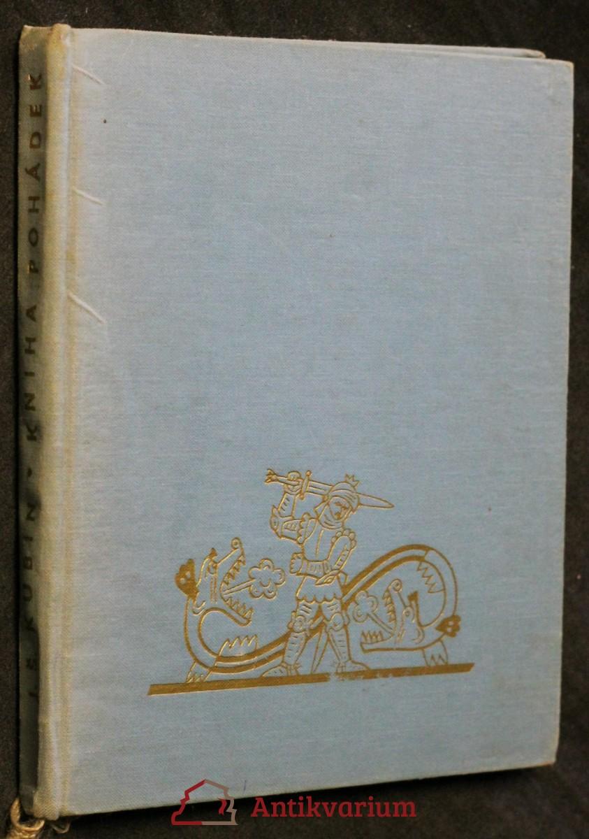 Kniha pohádek : pro malé čtenáře