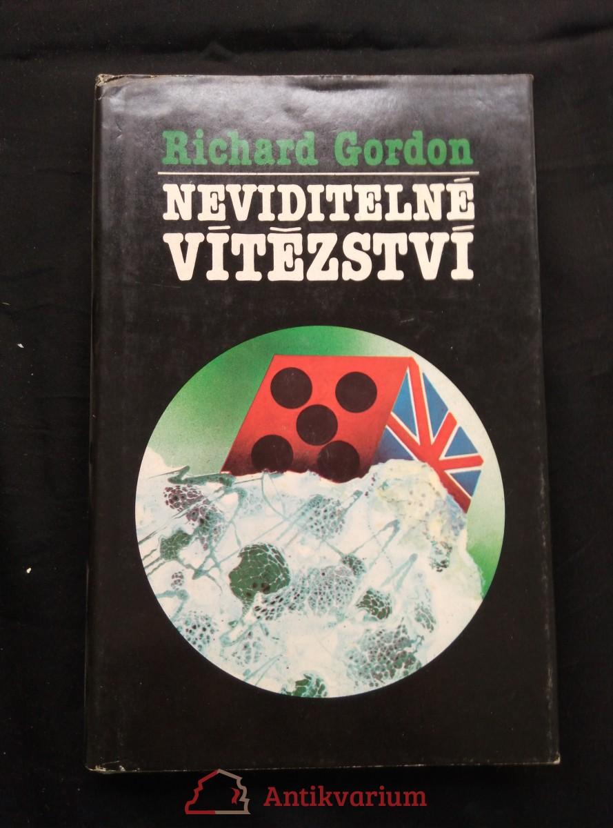 antikvární kniha Neviditelné vítězství, 1984