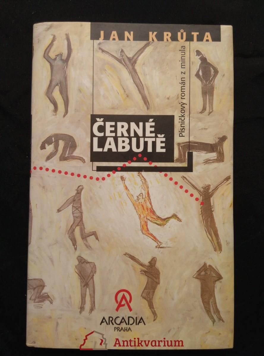 antikvární kniha Černé labutě (320 s.), 1997