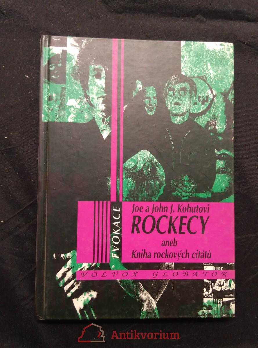 Rockecy aneb Kniha rockových citátů (160 s.)