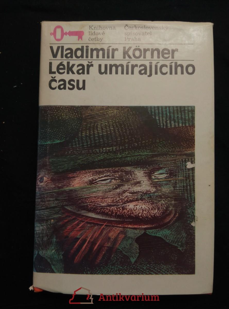 Lékař umírajícího času - Jesenius (Ocpl, 464 s.)