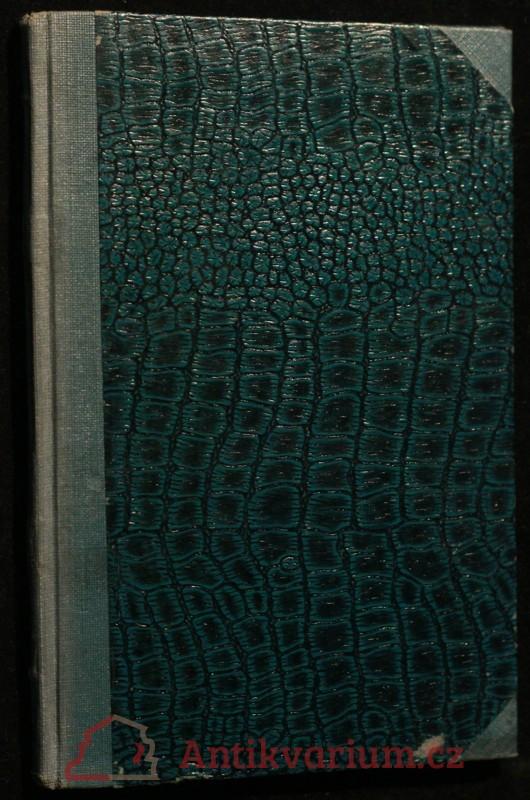 antikvární kniha Sofoklova Antigone, 1930