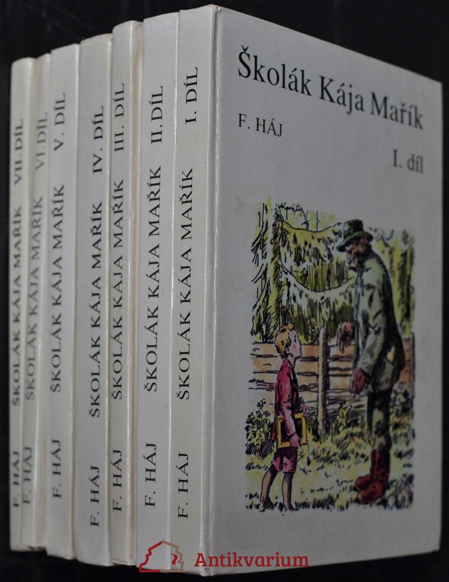 Školák Kája Mařík, 7 sv.