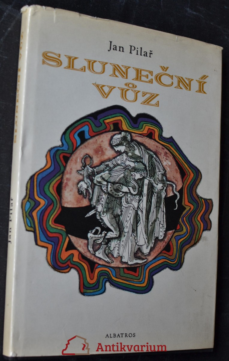 Sluneční vůz : na motivy z Ovidiových Proměn