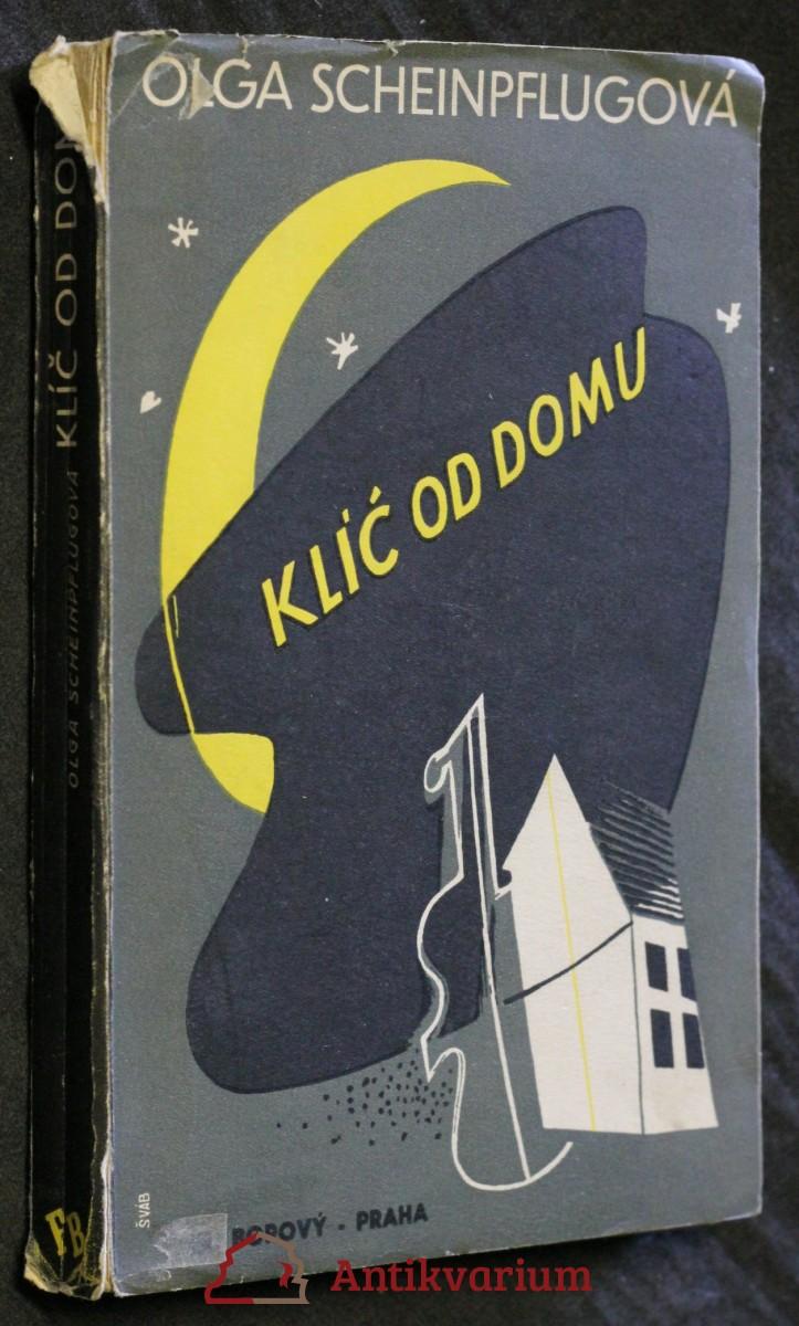 Klíč od domu : román