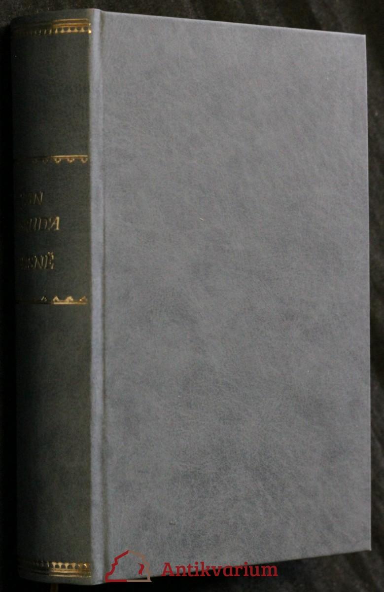 Básně. I, Hřbitovní kvítí, Knihy veršů, Dodatky