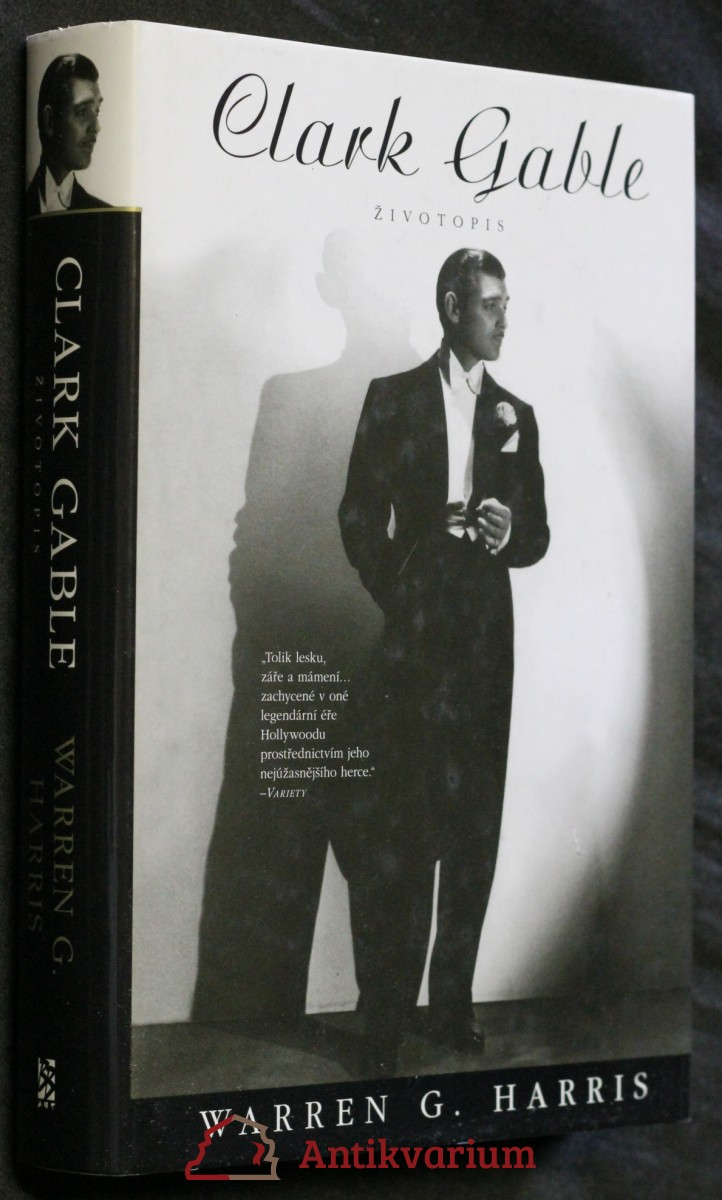 Clark Gable : životopis