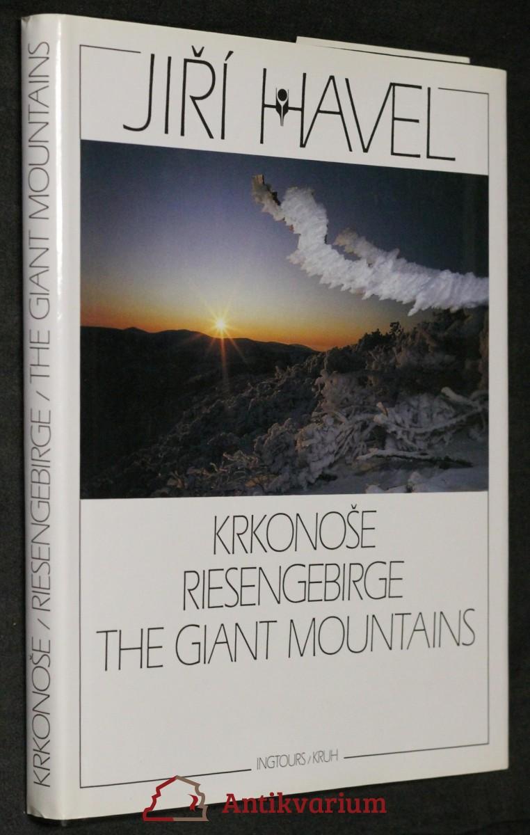 Krkonoše = Riesengebirge = The Giant Mountains