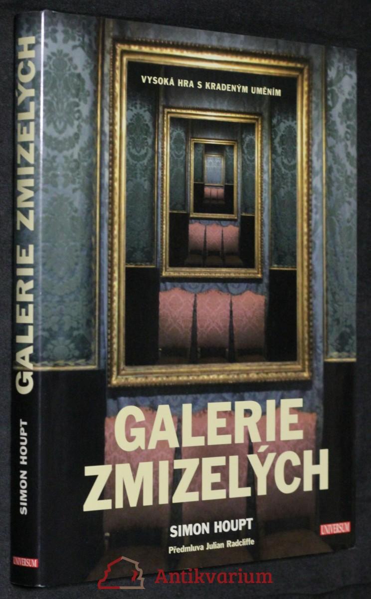 Galerie zmizelých : vysoká hra s kradeným uměním