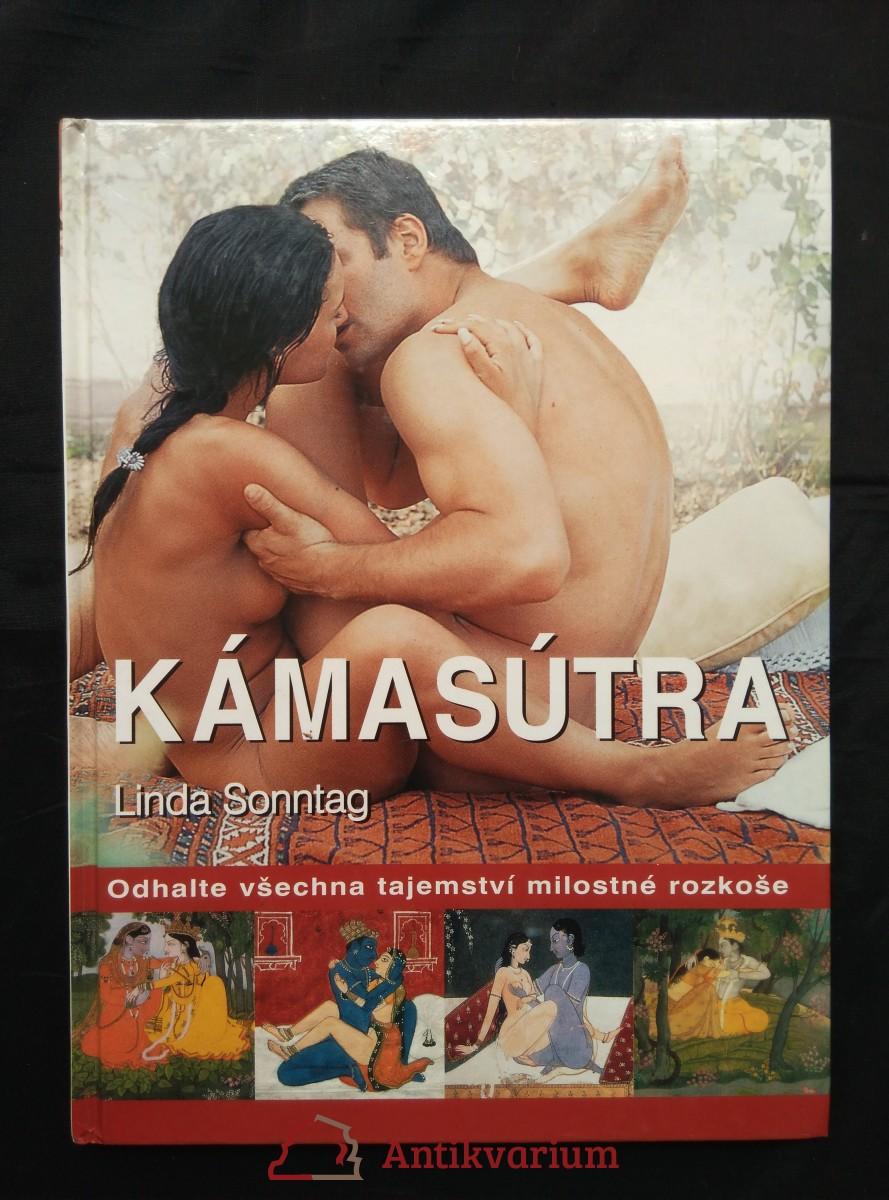 Kámasútra - Odhalte všechna tajemství milostné rozkoše (A4, lam, 128 s.)