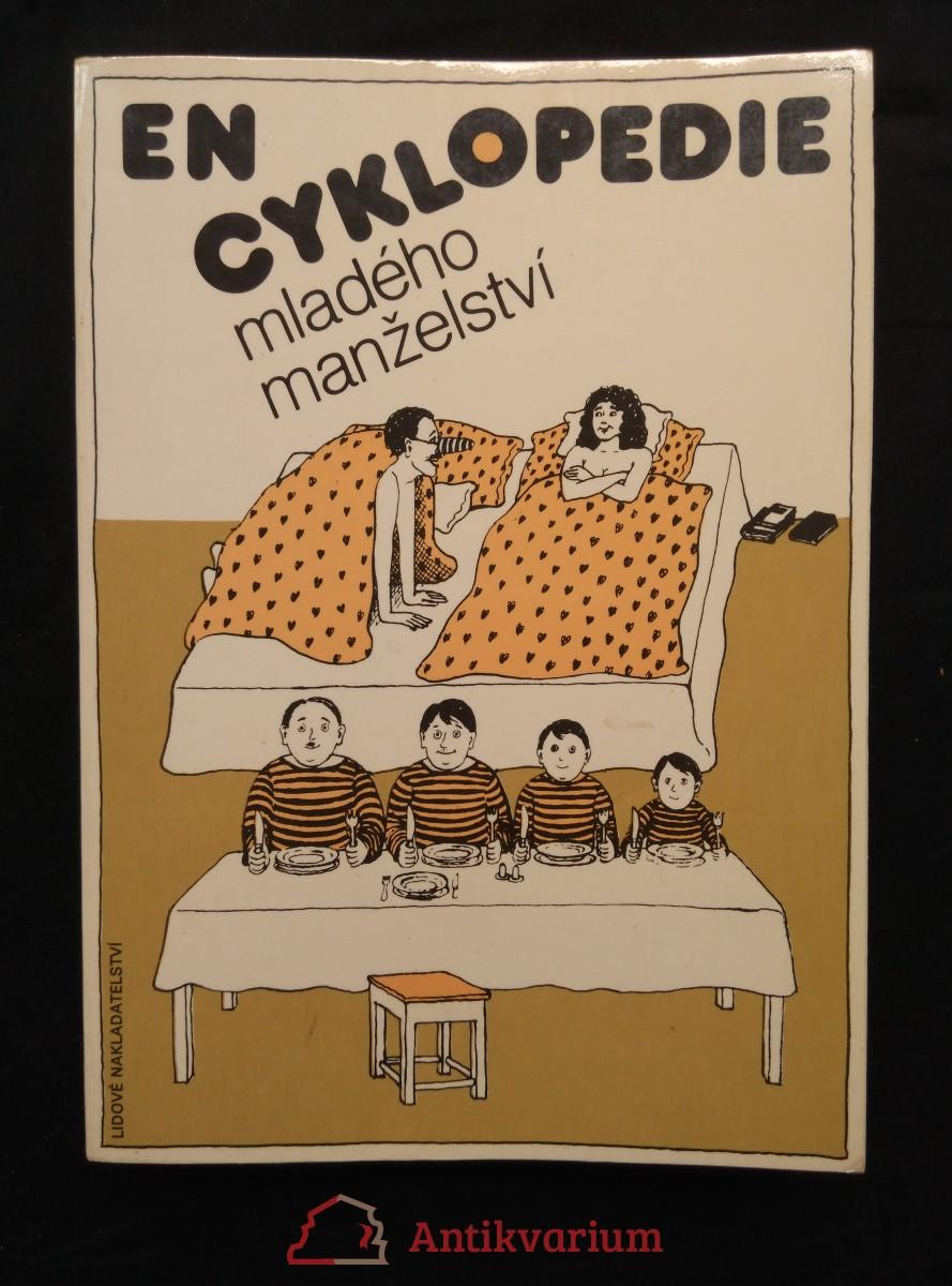 antikvární kniha Encyklopedie mladého manželství (Obr, 336 s., il. I. Lomová), 1989