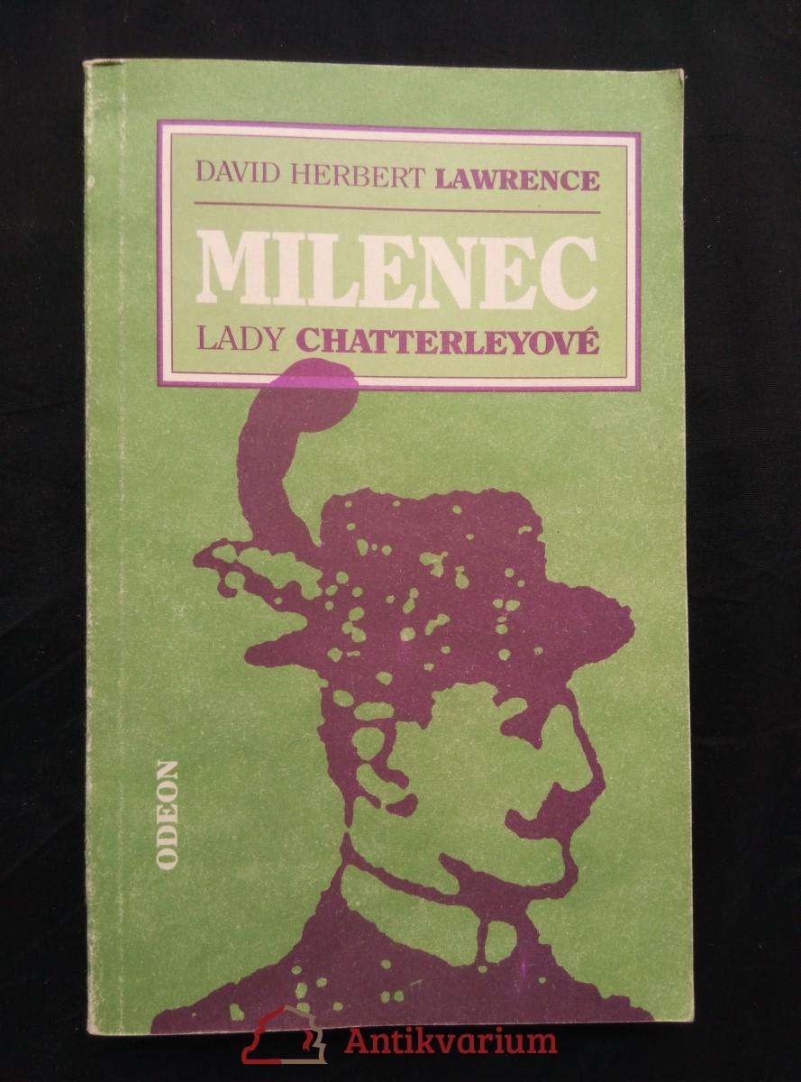 Milenec lady Chatterleyové (Obr., 366 s)