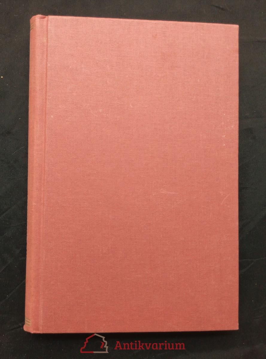 Král obléká halenu (1. vyd., Cpl, 256 s., typo J. Kaplický)
