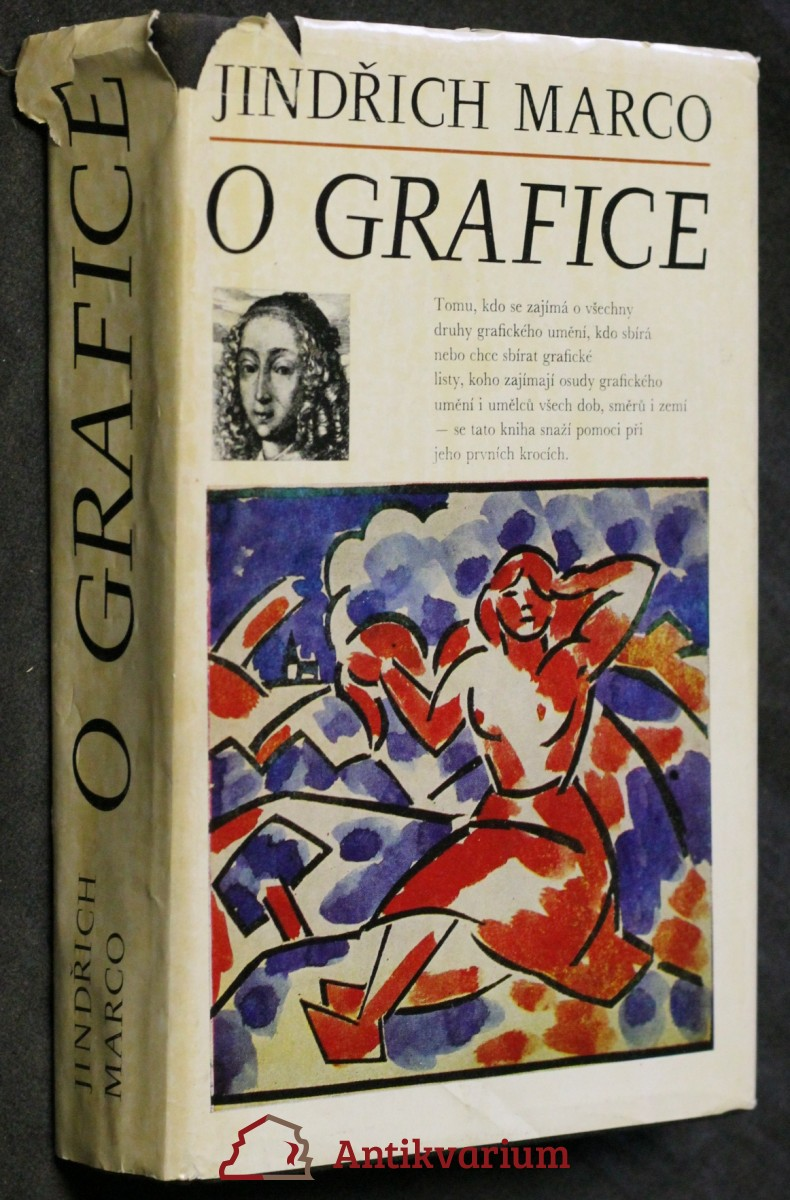 O grafice : kniha pro sběratele a milovníky umění