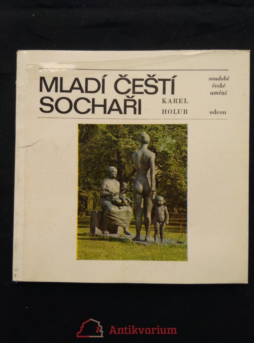 Mladí čeští sochaři (kart, 72 s., čb a bar foto)