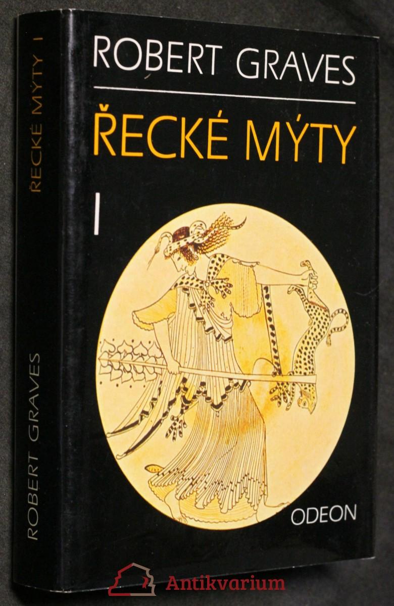Řecké mýty 2. díl