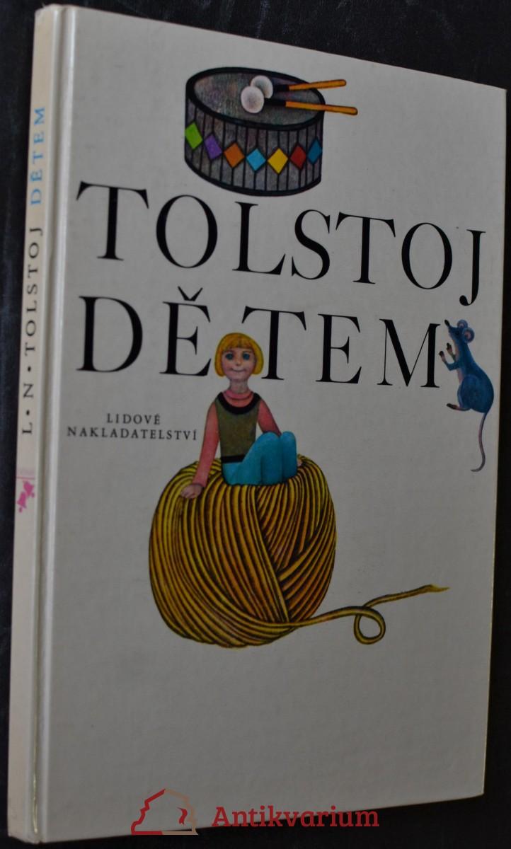 Dětem : [povídky, bajky a pohádky] : pro děti od 6 let : četba pro žáky zákl. škol