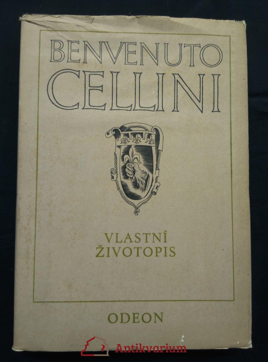Vlastní životopis (A4, Ocpl, 384 s., dosl. V.V. Štech, il. C. Bouda)