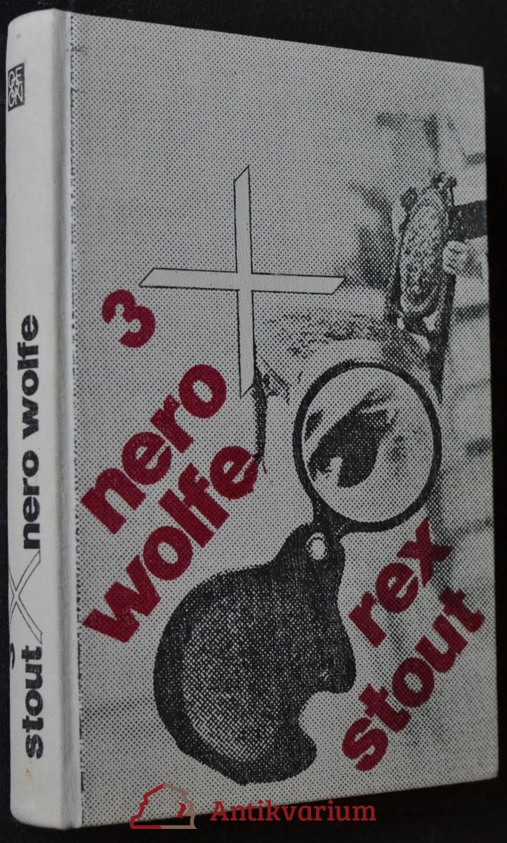 Třikrát Nero Wolfe