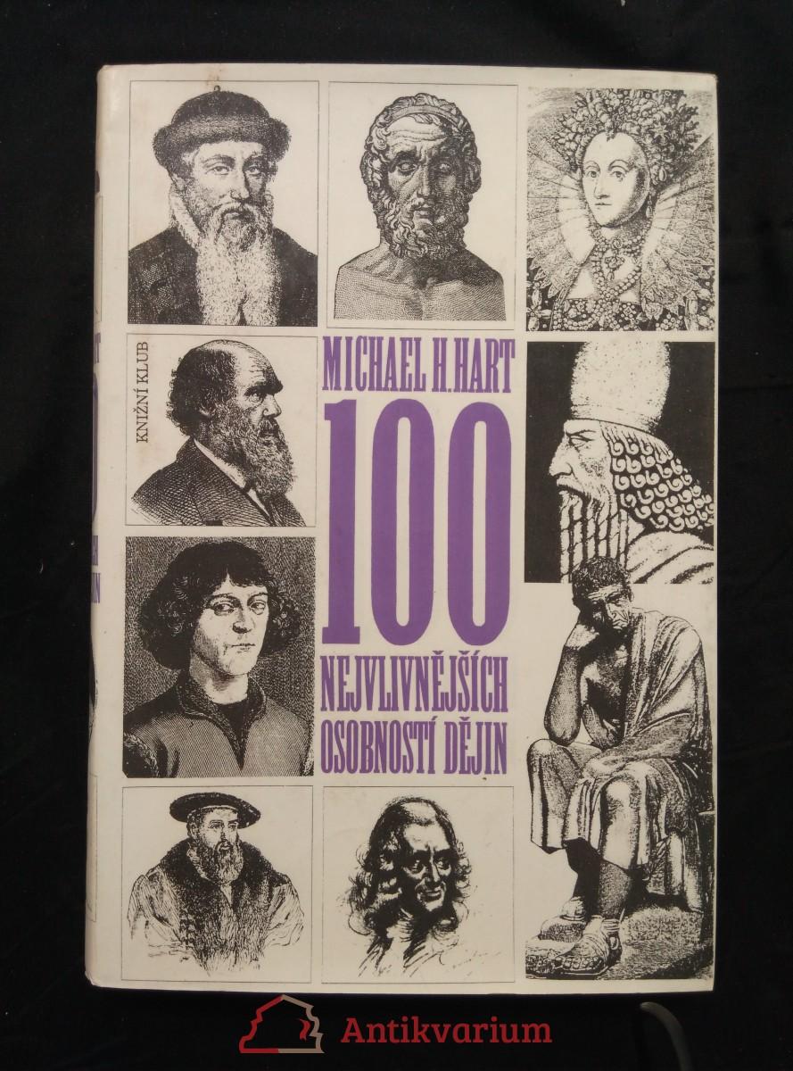 100 nejvlivnějších osobností dějin (pv, 376 s.)