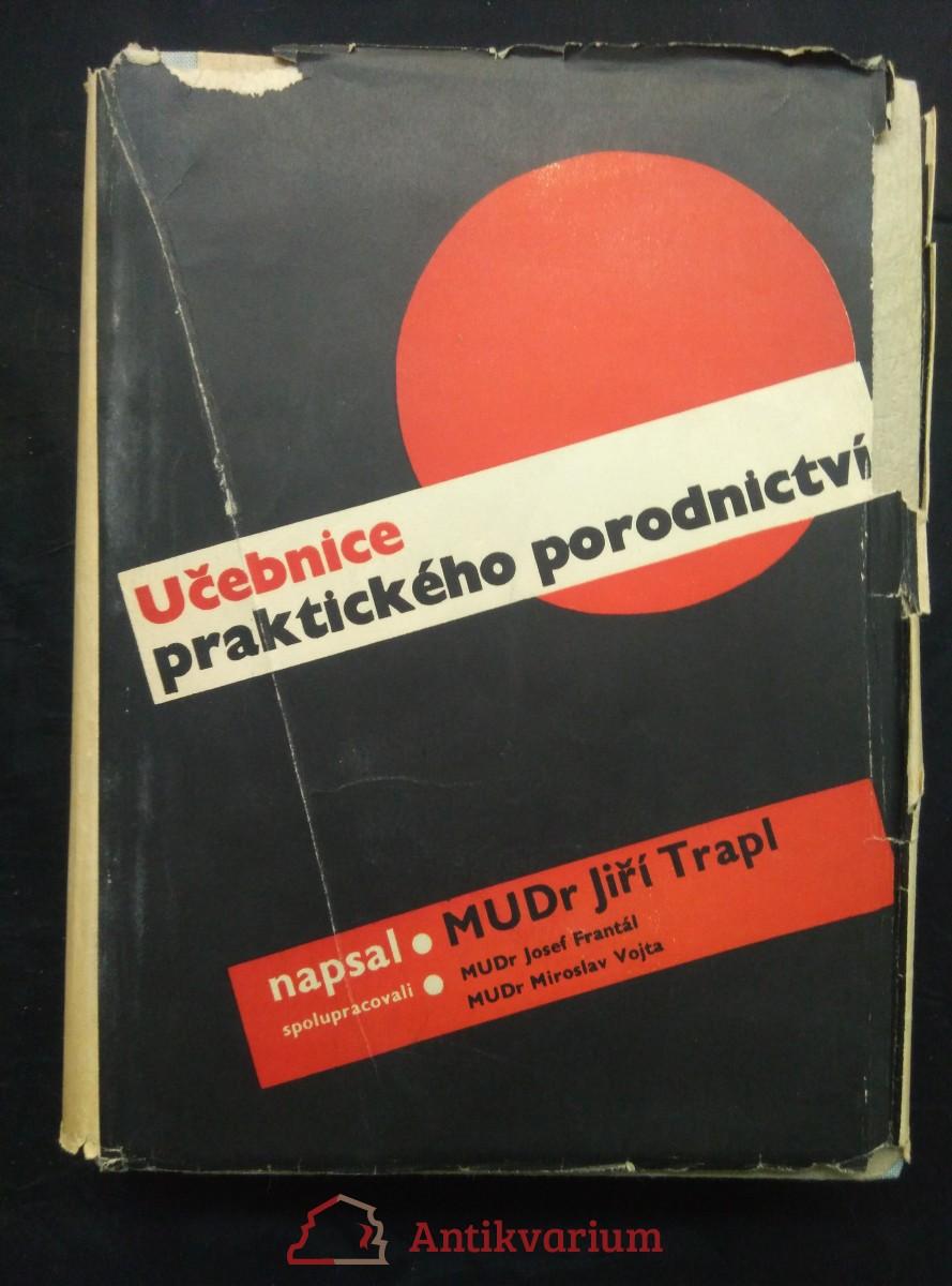 Učebnice praktického porodnictví (A4, Oppl, 670 s., ob. K. Teige)