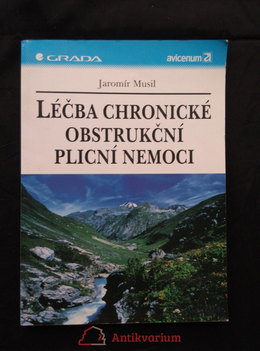 Léčba chronické obstrukční plicní nemoci (A4, Obr, 192 s.)