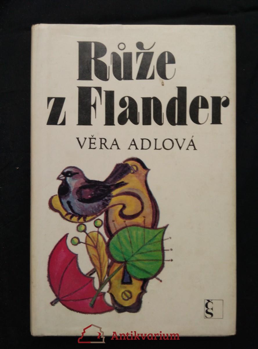 Růže z Flander (il. Z. Slapnička)