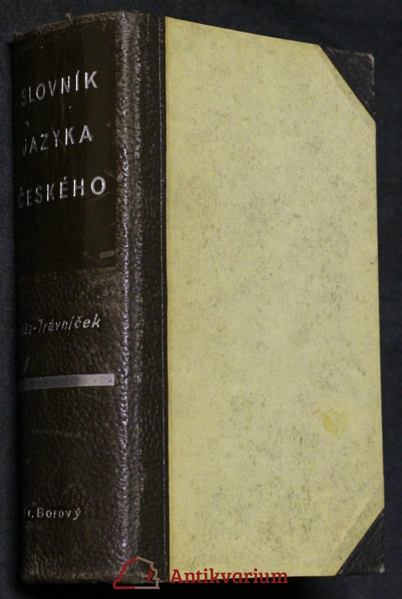 Slovník jazyka českého