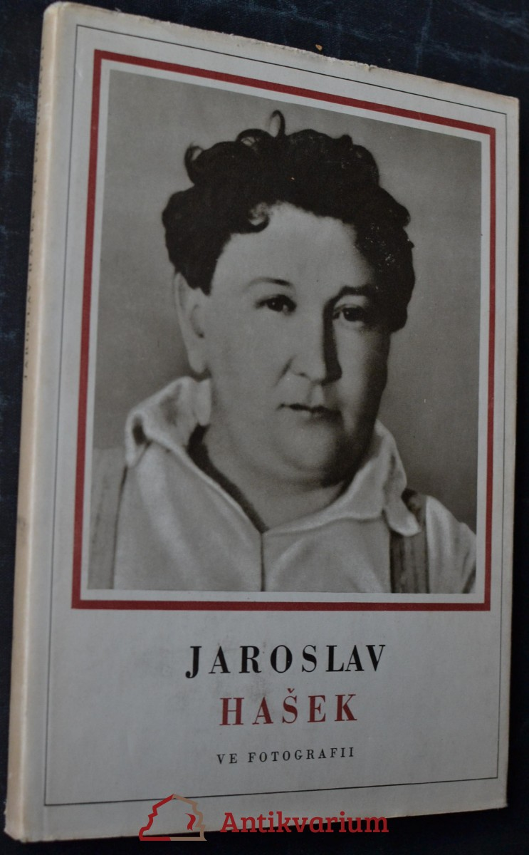 Jaroslav Hašek ve fotografii