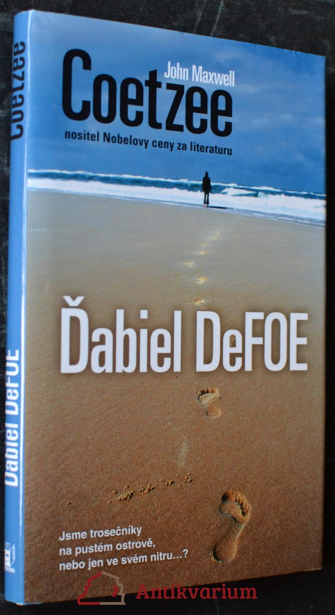 antikvární kniha Ďabiel DeFoe, 2011