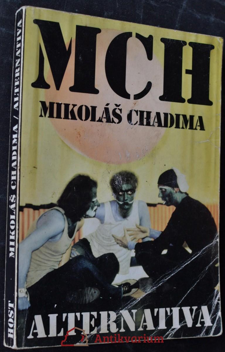 Alternativa : svědectví o českém rock & rollu sedmdesátých let