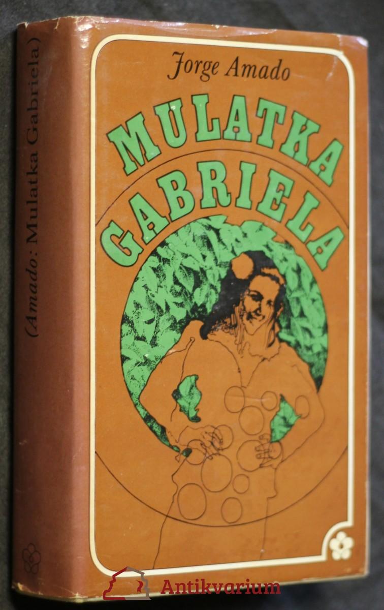 Mulatka Gabriela : (kronika provinčního městečka)