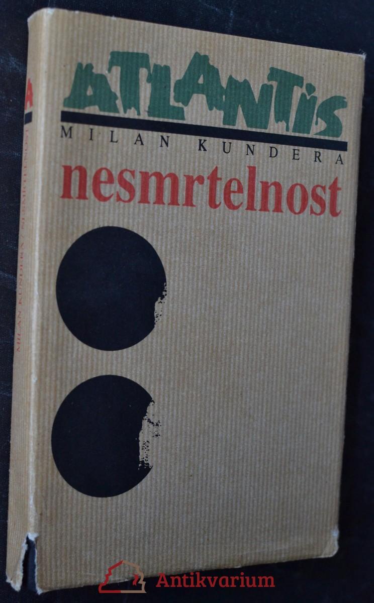 Nesmrtelnost : román