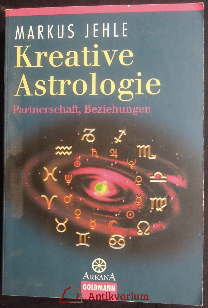 antikvární kniha Kreative Astrologie, 2004