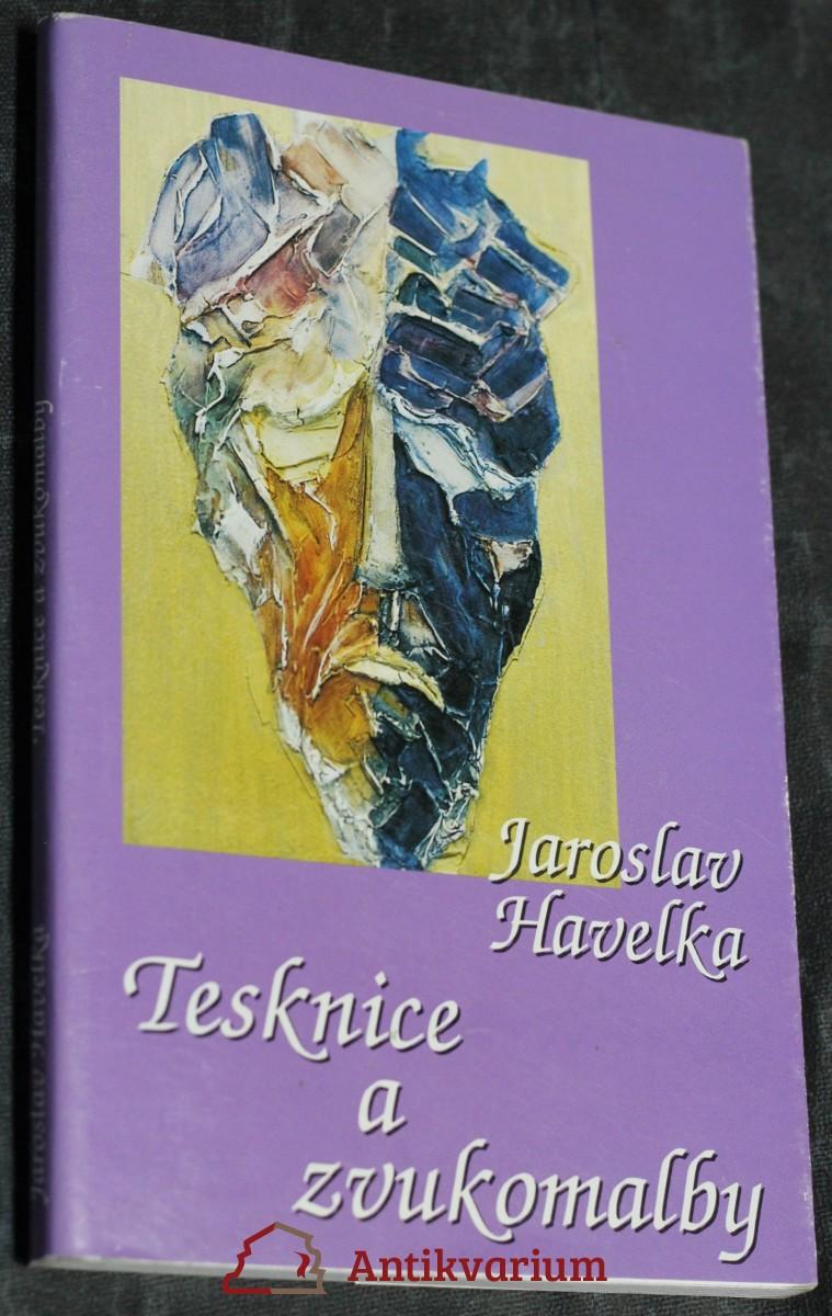 antikvární kniha Tesknice a zvukomalby, 1997