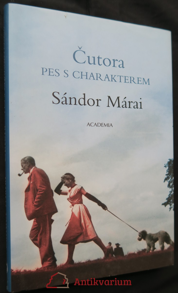 antikvární kniha Čutora : pes s charakterem, 2005