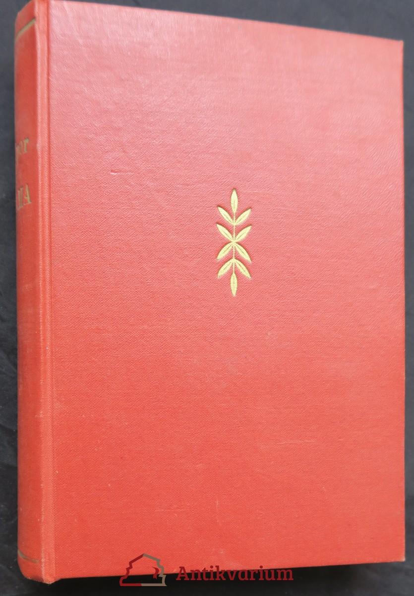 antikvární kniha Tlama, 1952