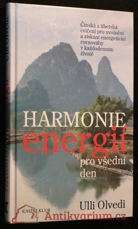 antikvární kniha Harmonie energií pro všední den, 2002