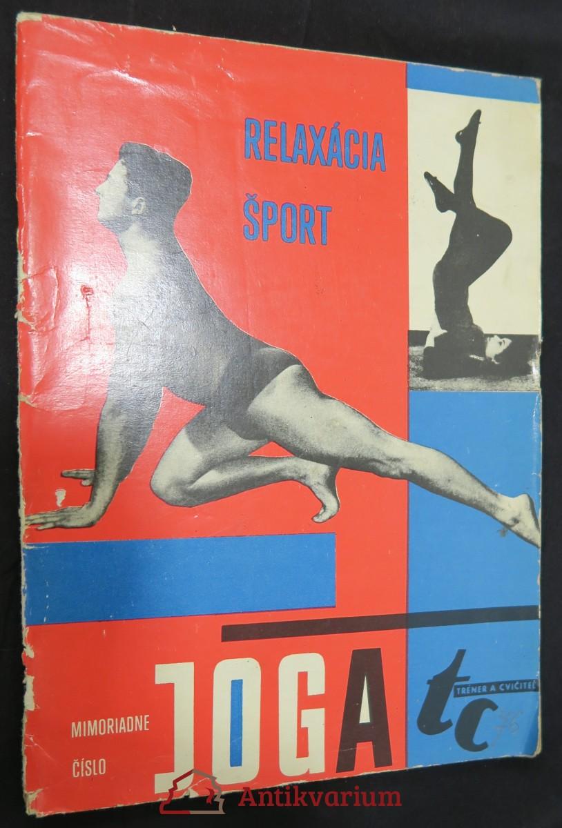 antikvární kniha Tréner a cvičitel,  ročník XI 1967, 1967