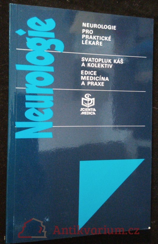 antikvární kniha Neurologie : neurologie pro praktické lékaře, 1993