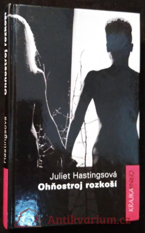 antikvární kniha Ohňostroj rozkoší, 2003