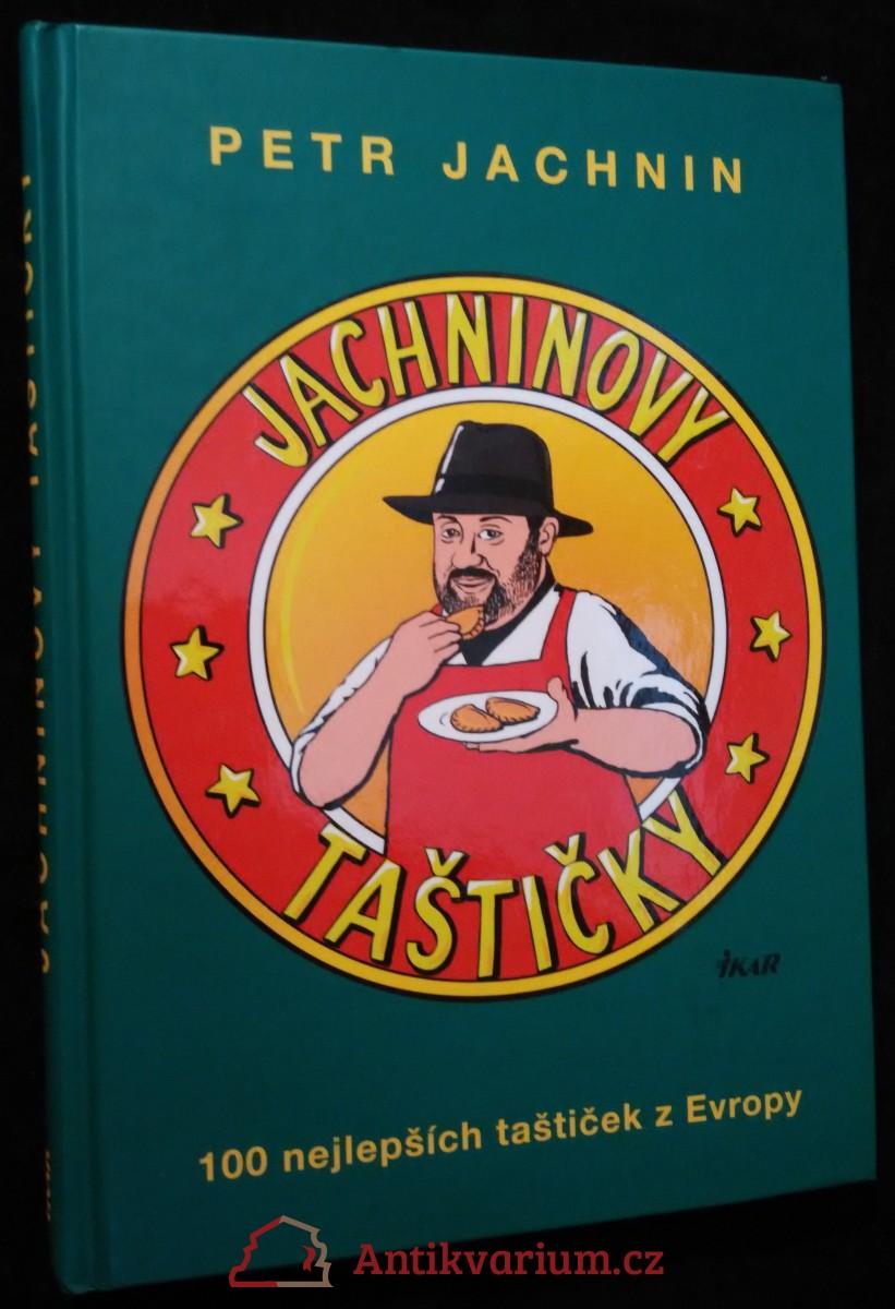 antikvární kniha Jachninovy taštičky : 100 nejlepších taštiček z Evropy, 2012