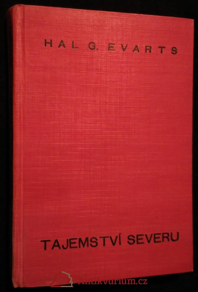 antikvární kniha Tajemství severu, 1931