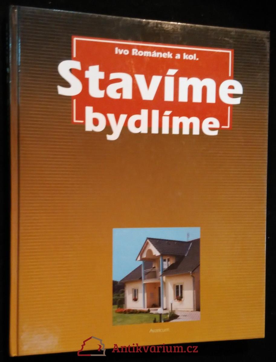 antikvární kniha Stavíme bydlíme, 2003