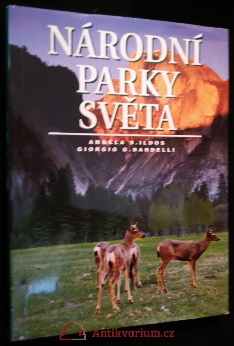 antikvární kniha Národní parky světa, 2002