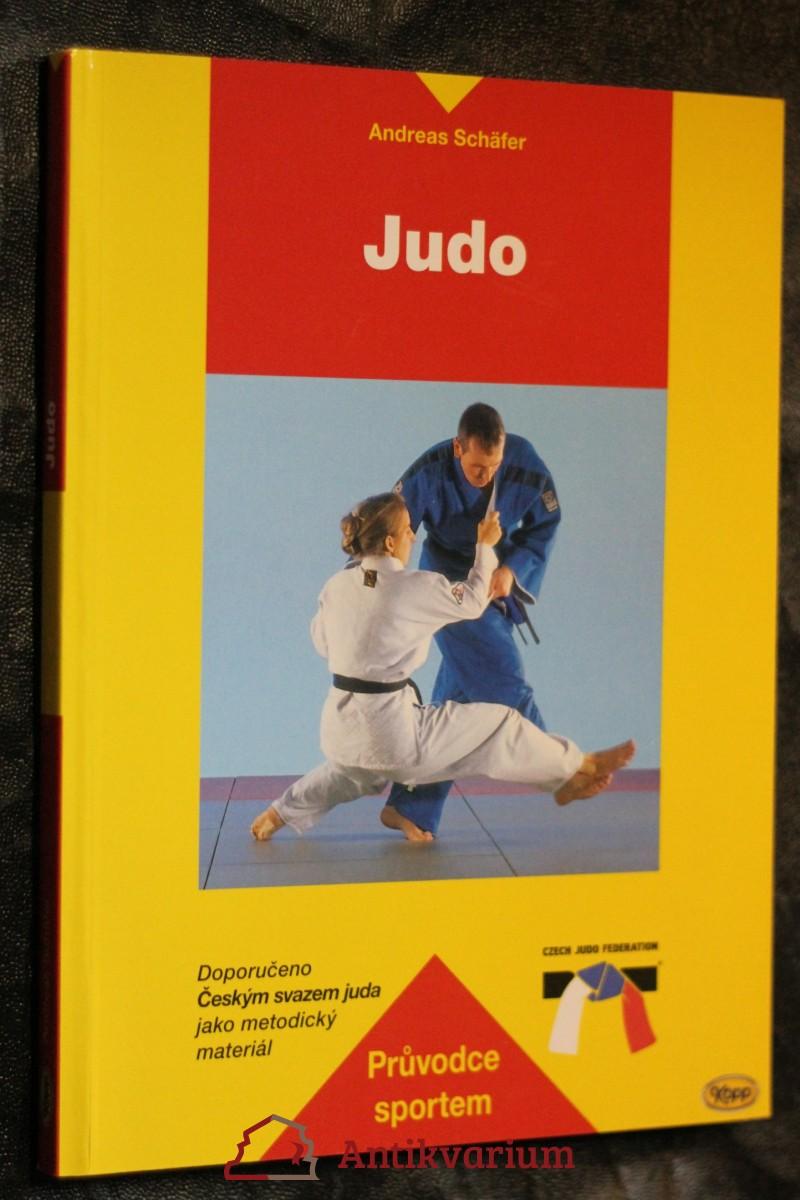 antikvární kniha Judo, neuveden